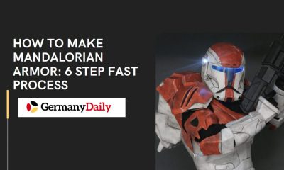 How To Make Mandalorian Armor: 6 Step Fast Process