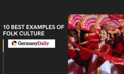 Examples Of Folk Culture