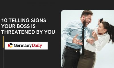 Signs Your Boss Is Threatened By You