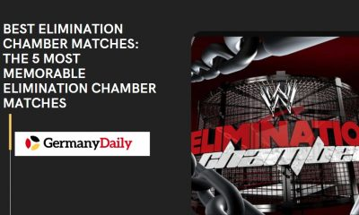 Best Elimination Chamber Matches