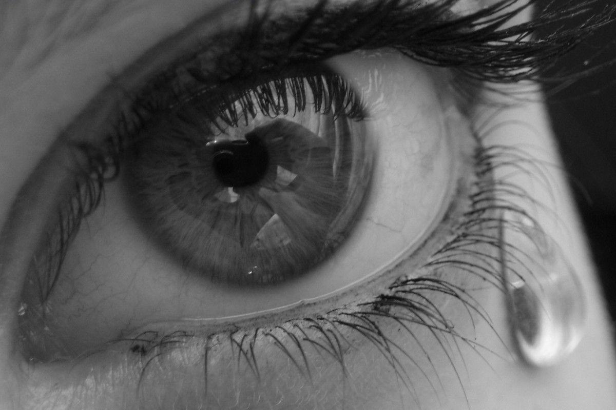 Crying make your eyelashes longer
