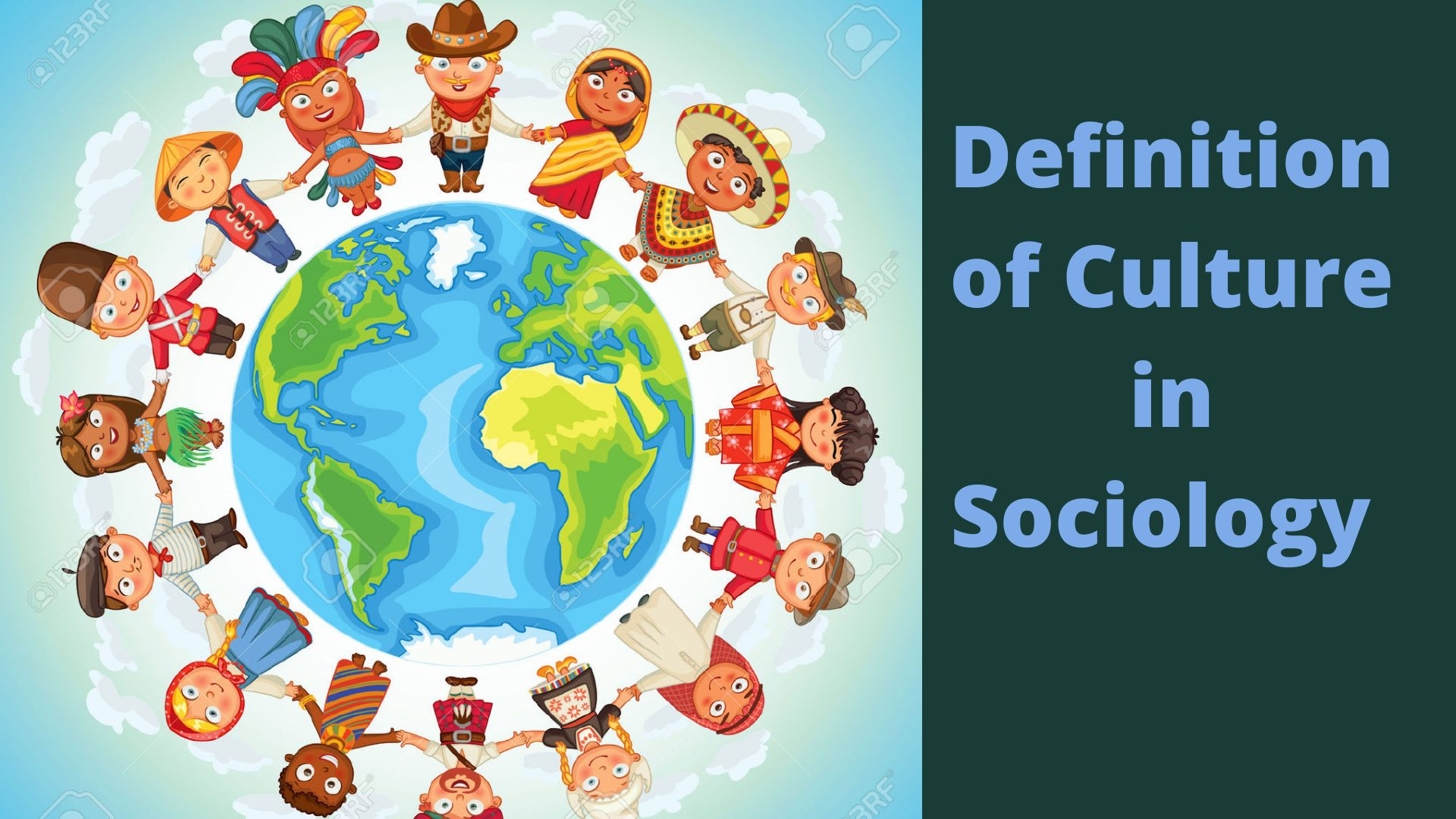 Definition of Culture in Sociology