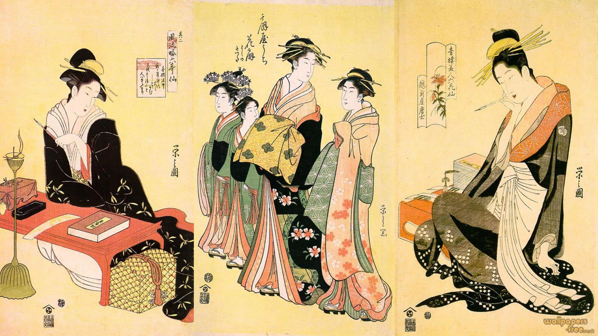 Ancient Japanese Culture